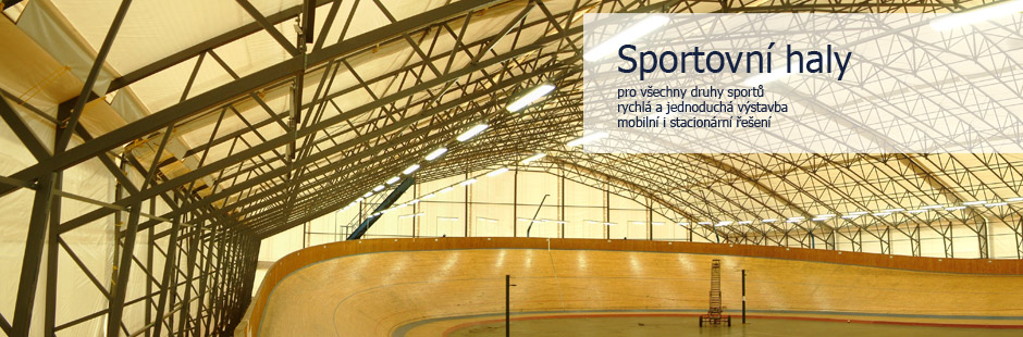 Sportovní haly